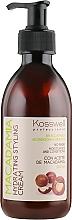 Kup Nawilżający krem do stylizacji włosów z olejem makadamia - Kosswell Professional Macadamia Hydrating Styling Cream