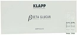 Kup Uspokajające ampułki do skóry alergicznej - Klapp Beta Glucan Skin Calming Concentrate Ampoules