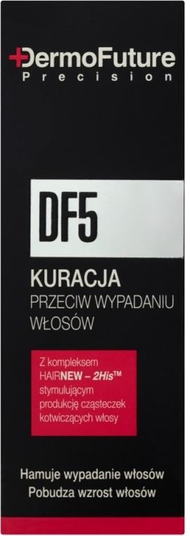 Kuracja przeciw wypadaniu włosów dla mężczyzn - DermoFuture DF5