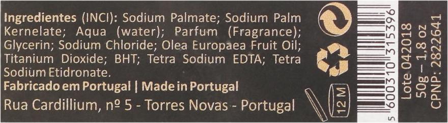 Naturalne mydło w kostce - Essencias De Portugal Living Portugal Clerigos Red Fruits — фото N3