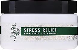 Kup Krem do popękanych pięt Eukaliptus i mięta - Bath and Body Works Stress Relief Cracked Heel Treatment