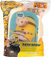 Kup Gąbka kąpielowa dla dzieci, Minionki - Suavipiel Minnioins Bath Blue Sponge