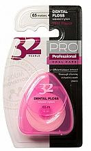 Kup Nić dentystyczna 32 Pearls PRO, różowa - Modum 32 Perły Dental Floss