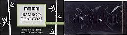 Kup Mydło detoksykujące Bambus i węgiel - Mohani Bamboo Charcoal Detoxifying Soap