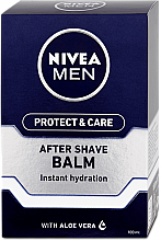 Kup Nawilżający balsam po goleniu - Nivea Men Protect & Care After Shave Balm