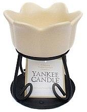 Kup Kominek do wosków zapachowych, kremowy - Yankee Candle Cream Petal Wax Burner