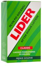 """Kup Lotion po goleniu """"Classic"""" - Miraculum Lider Classic After Shave Lotion"""