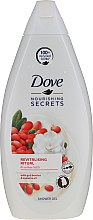 Kup Żel pod prysznic z jagodami goji - Dove Nourishing Secrets Revitalising Ritual Goji Berries Shower Gel