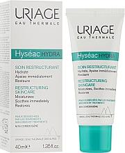Kup Regenerujący krem do cery tłustej i podrażnionej kuracjami przeciwtrądzikowymi - Uriage Hyséac R Restructuring Skin Care