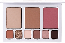 Kup Paleta do makijażu twarzy - Affect Cosmetics Butterfly Makeup Palette