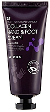 Kup Kolagenowy krem do rąk i stóp - Mizon Collagen Hand And Foot Cream