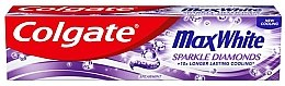 Kup Pasta do zębów - Colgate Max White Sparkle Diamonds