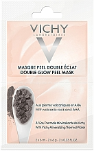 Kup Peelingująca maska rozświetlająca - Vichy Double Glow Peel Face Mask Review