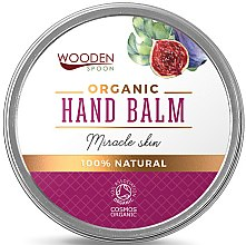 Kup Organiczny balsam do rąk - Wooden Spoon Hand Balm Miracle Skin