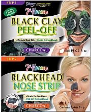 Kup Zestaw do oczyszczania twarzy - 7th Heaven (f/mask 6 ml + nose strips 1 pc)