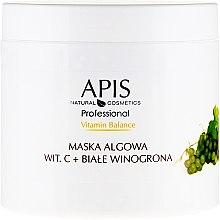 Kup Maska algowa z witaminą C i białymi winogronami - APIS Professional Vitamin Balance