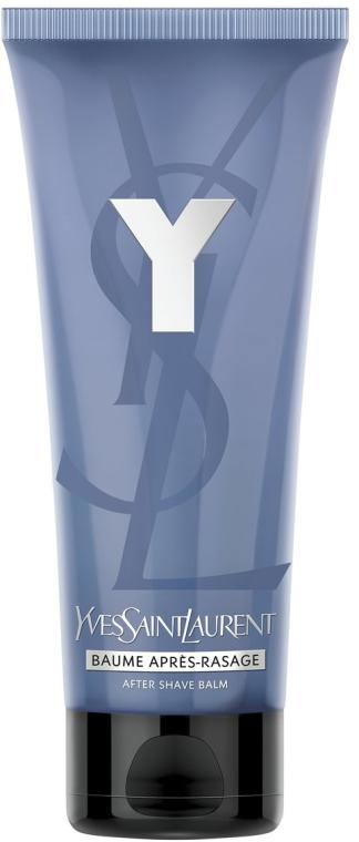 Yves Saint Laurent Y Pour Homme - Perfumowany balsam po goleniu — фото N1