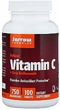 Kup Suplement diety z mieszanką bioflawonoidów cytrusowych i witaminą C - Jarrow Formulas Vitamin C (Buffered) + Citrus Bioflavonoids, 750 mg