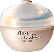 Kup Regenerujący krem ochronny do twarzy na dzień SPF 15 - Shiseido Future Solution LX Daytime Protective Cream