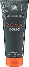 Kup PRZECENA! Laura Biagiotti Roma Uomo - Żel pod prysznic *