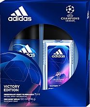 Kup Adidas UEFA Champions League Victory Edition - Zestaw (deo/spray/75ml+deo/150ml)