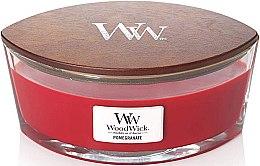 Kup Świeca zapachowa w szkle - Woodwick Candle Ellipse Jar Pomegranate