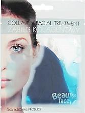 Kup Terapia kolagenowa z wodorostami - Beauty Face Collagen Hydrogel Mask