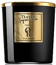 Kup Świeca zapachowa - Teatro Fragranze Uniche Luxury Collection Oro Scented Candle