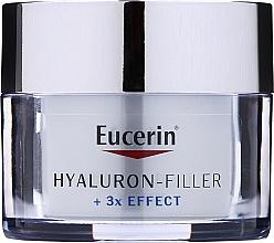 Kup Przeciwzmarszczkowy krem do twarzy na dzień - Eucerin Hyaluron-Filler + 3x Effect SPF 30