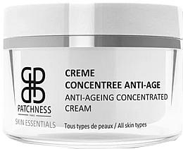 Kup Skoncentrowany krem przeciwzmarszczkowy do twarzy - Patchness Skin Essentials Anti-Ageing Concentrated Cream