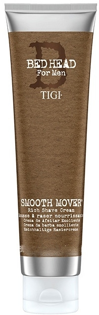 Bogaty krem do golenia - Tigi Bed Head B For Men Smooth Mover — фото N1
