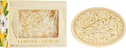 Kup Roślinne mydło w kostce Cytryna - Saponificio Artigianale Fiorentino Botticelli Lemon Soap