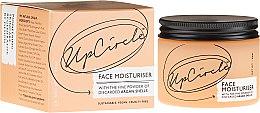 Kup Emulsja nawilżająca do twarzy z pudrem z łupinek arganu - UpCircle Face Moisturiser With Argan Powder