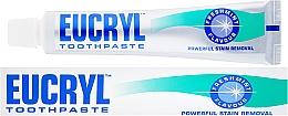 Kup Pasta do zębów przeciw przebarwieniom - Eucryl Freshmint Flavour Toothpaste
