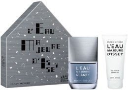 Kup Issey Miyake L'Eau Majeure D'Issey - Zestaw (edt/50ml + sh/g/100ml)