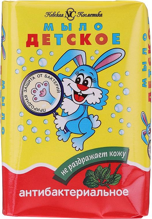 Antybakteryjne mydło dla dzieci, z ekstraktem z drzewa herbacianego - Newska Kosmetyka