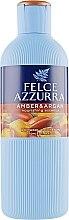 Kup Żel pod prysznic Bursztyn i argan - Felce Azzurra Amber & Argan Nourishing Essence