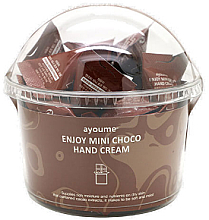 Kup Krem do rąk z kakao - Ayoume Enjoy Mini Choco Hand Cream