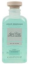 Kup Adolfo Dominguez Agua Fresca Citrus Cedro - Perfumowany żel pod prysznic