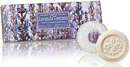 Kup Naturalne mydło w kostce Toskańska lawenda - Saponificio Artigianale Fiorentino Tuscan Lavender Scented Soap