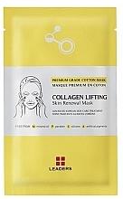 Kup Ujędrniająca maska w płachcie - Leaders Collagen Lifting Skin Renewal Mask