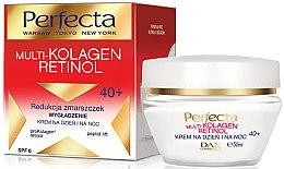 Kup Krem do twarzy Redukcja zmarszczek i wygładzenie 40+ - Perfecta Multi-Collagen Retinol