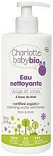 Kup Oczyszczający płyn do twarzy i ciała dla dzieci - Charlotte Baby Bio Cleansing Water