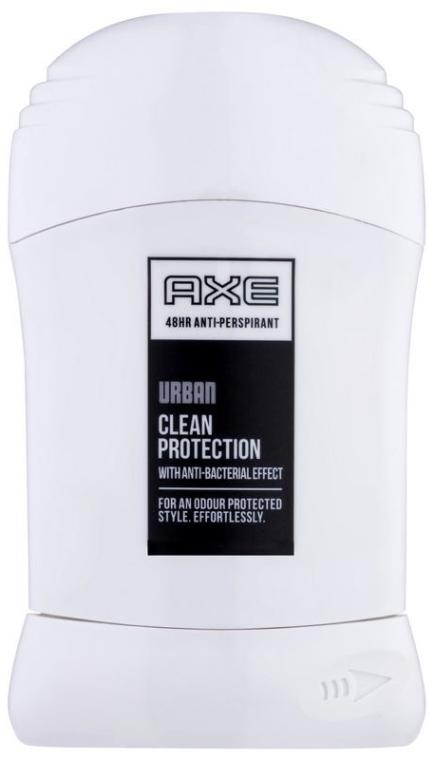 Antyperspirant w sztyfcie dla mężczyzn - Axe Urban Clean Protection — фото N1