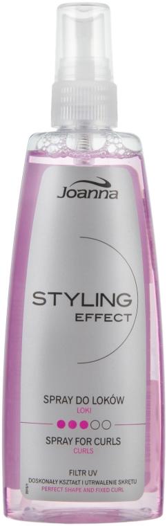 Spray do loków - Joanna Styling Effect