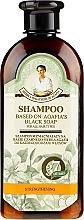 Kup Szampon syberyjski na bazie czarnego mydła Agafii dla wzmocnienia i porostu włosów - Receptury Babci Agafii Zioła i zbiory