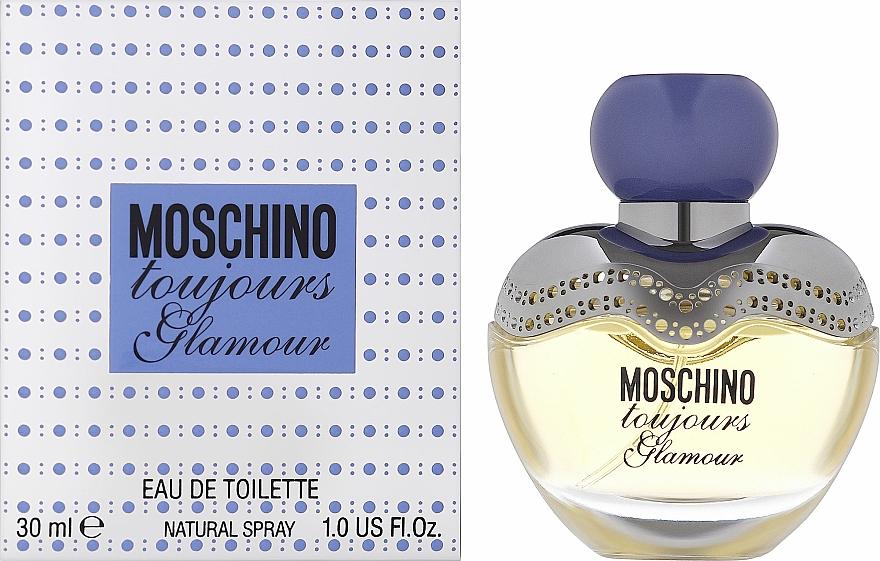 Moschino Toujours Glamour - Woda toaletowa — фото N2