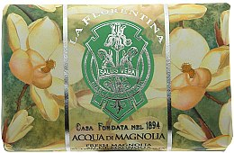 Kup Mydło w kostce Woda magnoliowa - La Florentina Acque di Magnolia Bath Soap