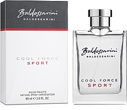 Baldessarini Cool Force Sport - Woda toaletowa — фото N2
