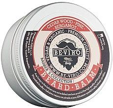Kup Nawilżający balsam do brody - Beviro Beard Balm Cedar Wood Pine Bergamot
